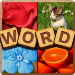 38. 4 pics puzzle guess 1 word