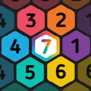 41. make7 hexa puzzle